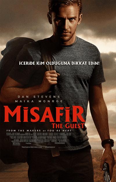 Misafir – The Guest 2014 Türkçe Dublaj indir | BDRip XviD