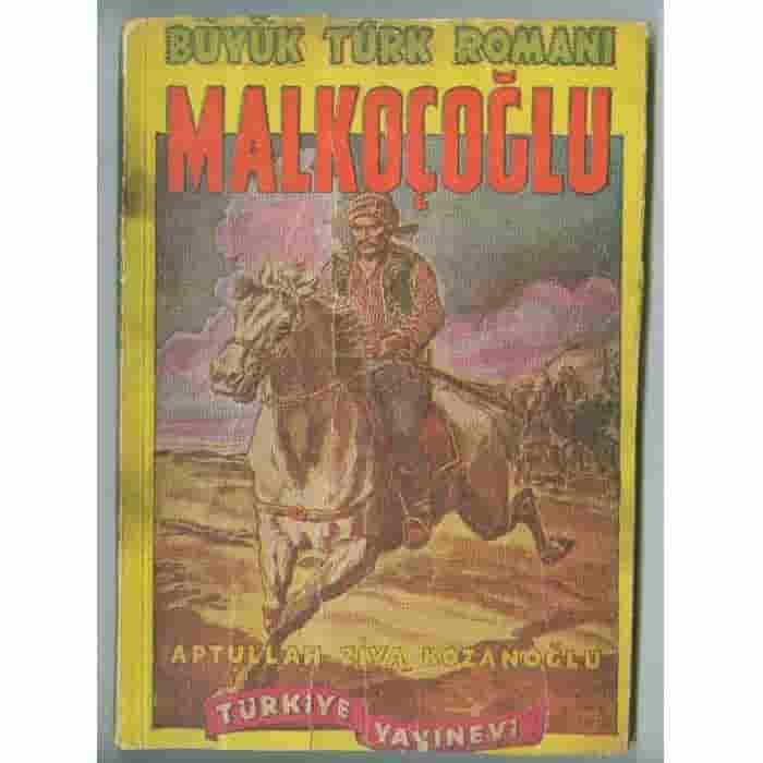 Abdullah Ziya Kozanoğlu – Malkoçoğlu (E Book)