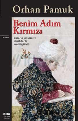 Orhan Pamuk – Benim Adım Kırmızı ( E Book)