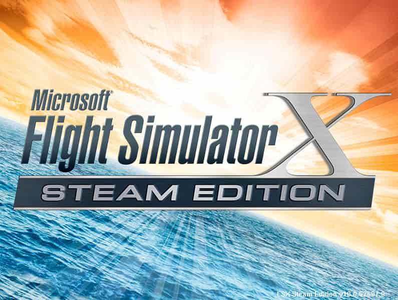 Microsoft Flight Simulator X Steam Edition Full – Teklink