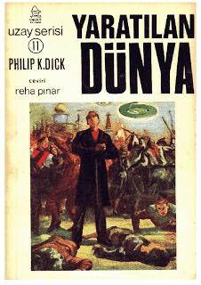 Philip K. Dick – Yaratılan Dünya PDF e-kitap indir ve oku (E Book)