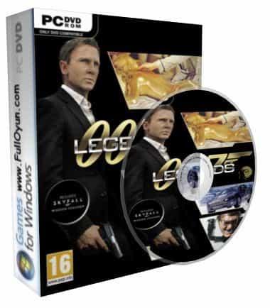007 Legends - Full - Oyun indir