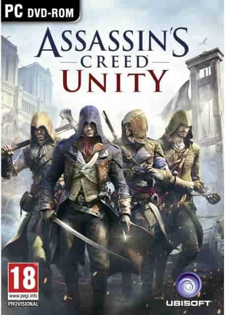 Assasins Creed Unity