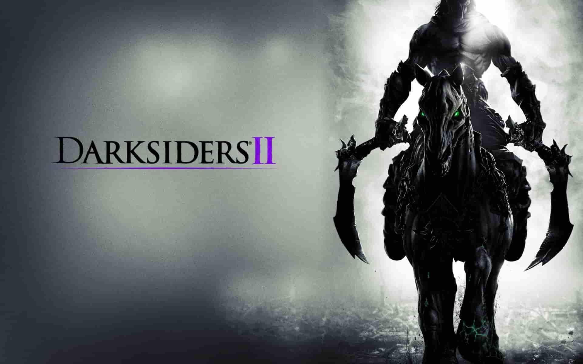 Darksiders 2 Black Box Full indir