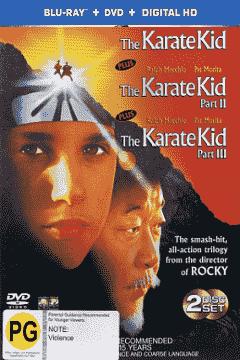 Karateci Çocuk 1-2-3 Türkçe Dublaj indir
