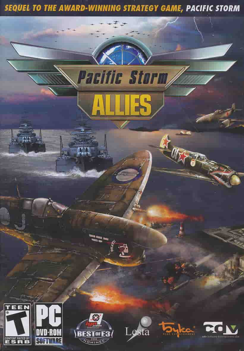 Pacific Storm – Allies