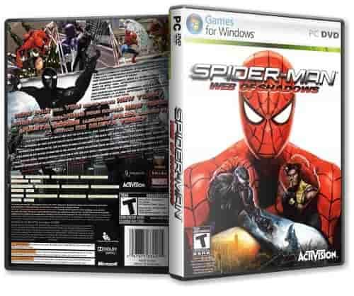 Spider Man Web Of Shadows Full İndir Tek Parça
