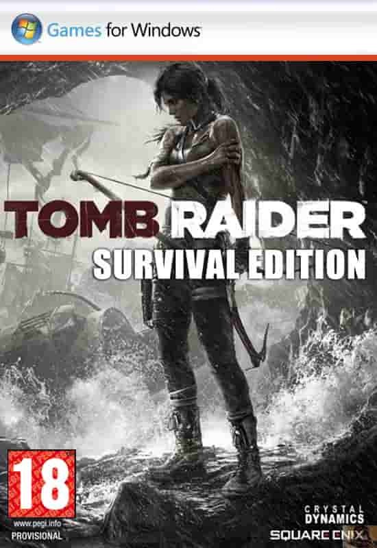 Tomb Raider Survival Edition Full İndir