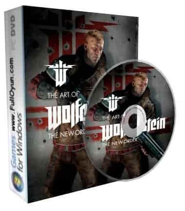 Wolfenstein: The New Order – Full Oyun indir – Repack Türkçe