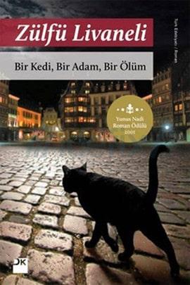 Zülfü Livaneli – Bir Kedi, Bir Adam, Bir Ölüm PDF e-kitap indir (E Book)