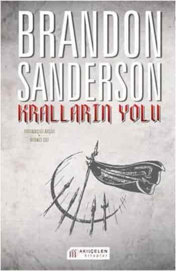 Brandon Sanderson – Kralların Yolu (Fırtınaışığı Arşivi 1.Cilt) EPUB (E Book)