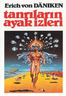 Erich Von Daniken - Tanrının Ayak izleri