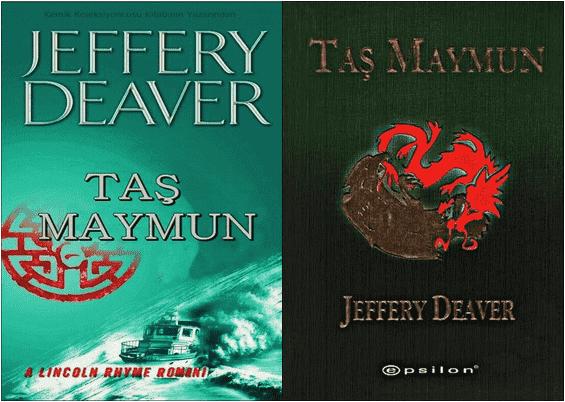 Jeffery Deaver - Taş Maymun