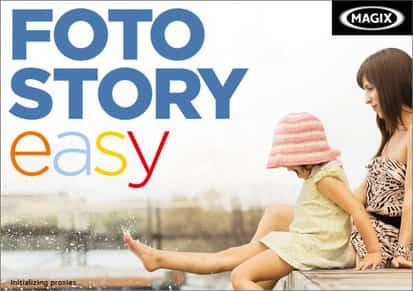 MAGIX Photostory easy Full indir