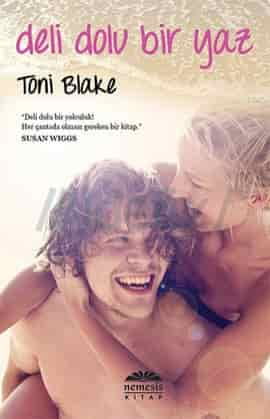 Toni Blake – Deli Dolu Bir Yaz PDF e kitap indir