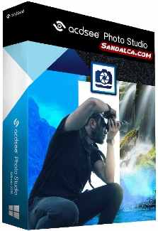 ACDSee Photo Studio Ultimate Full indir v2020.13.0.2 Build 2057