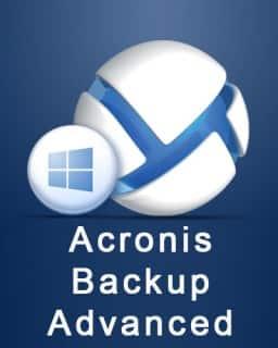 Acronis Backup Advanced Full 11.7.50230 İndir + Bootable ISO