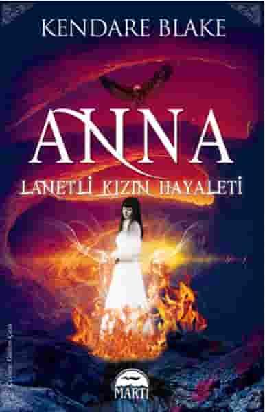 Anna, Lanetli Kızın Hayaleti - Kendare Blake