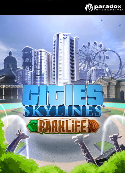 Cities Skylines – Deluxe Edition (v1.10.1-f3 + DLCs) [Repack]