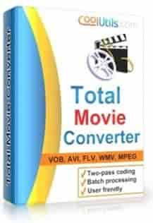 Coolutils Total Movie Converter v4.1.6 │ Video Dönüştürücü