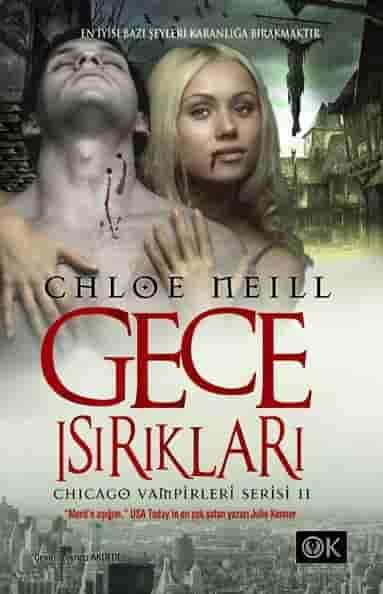 Gece Isırıkları – Chloe Neill PDF e-kitap indir