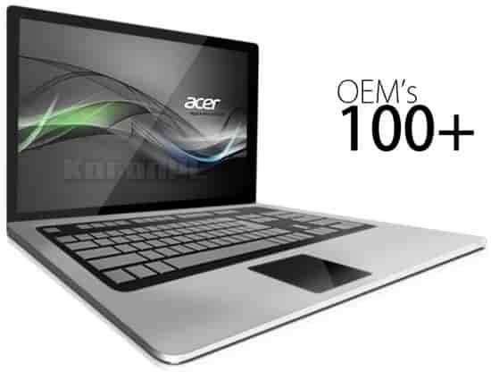 Multi OEM Project (Windows Vista, 7, 8x, 10)