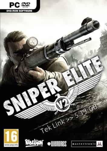 Sniper Elite v2 Full Türkçe İndir PC