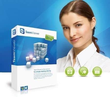 TeamViewer + Portable v14.2.2558 Türkçe Full indir
