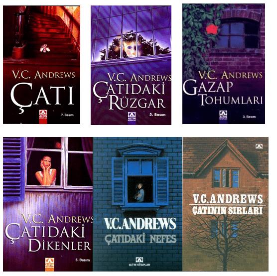 V. C. Andrews Çatı Serileri