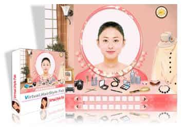 Virtual HairStyle Fab Full 1.0   Saç Modeli Oluşturma