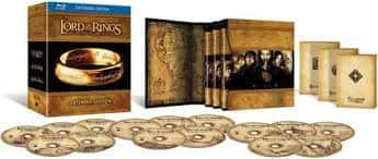 Yüzüklerin Efendisi Boxset Dual TR-ENG İndir 1080p