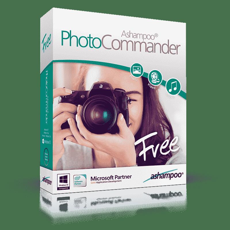 Ashampoo Photo Commander Full İndir – Türkçe v16.0.5