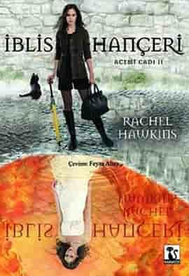 İblis Hançeri - Rachel Hawkins