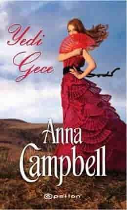 Anna Campbell - Yedi Gece
