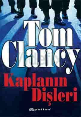 Kaplanın Dişleri – Tom Clancy ePub e-kitap indir