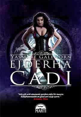 Yasmine Galenorn - Ejderha Cadı