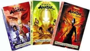 Avatar Son Hava Bükücü Boxset