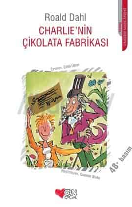 Charlie'nin Çikolata Fabrikasi - Roald Dahl
