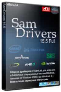 SamDrivers 15.5 x86-x64 indir