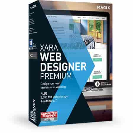 Xara Web Designer Premium Full 16.1.1.56358 x86/x64 İndir