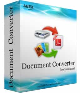 Abex Document Converter Full indir