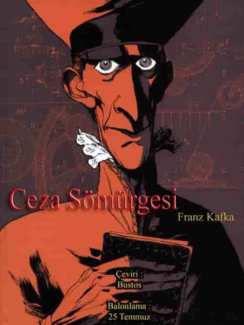 Çizgi Roman: Franz Kafka - Ceza Sömürgesi PDF indir