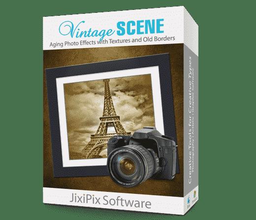 JixiPix Vintage Scene Full indir