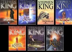 Kara Kule Serisi – Stephen  King (PDF + EPUB)