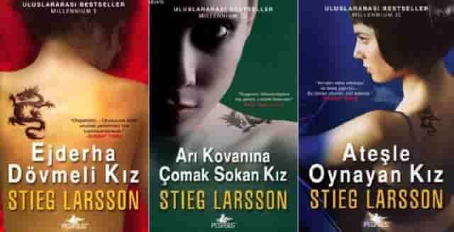 Millennium Serisi – Stieg Larsson PDF indir