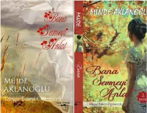 Müjde Aklanoğlu Kitapları PDF indir