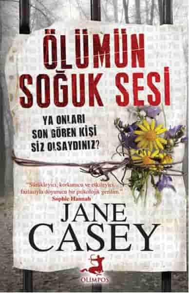 Ölümün Soğuk Sesi - Jane Casey PDF indir