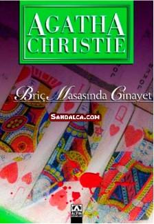 Agatha Christie – Briç Masasında Cinayet PDF mobi epub indir