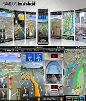 Navigon Navigasyon APK Full indir