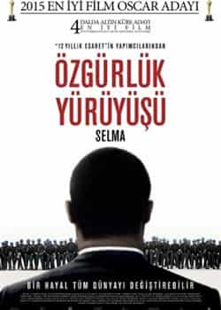 Özgürlük Yürüyüşü Selma Türkçe Dublaj